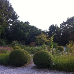 Photo taken at Botanische Tuin De Kruidhof by E T. on 8/15/2013