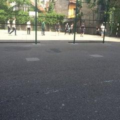 Photo taken at Curte interioară by Irina M. on 5/22/2014
