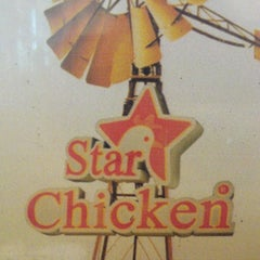 Photo taken at Star Chicken by Muriel M. on 2/9/2013