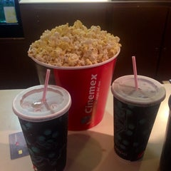 Photo taken at Cinemex by Federico C. on 6/20/2014