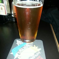 Photo taken at Amherst Brewing Company by A D. on 12/22/2012