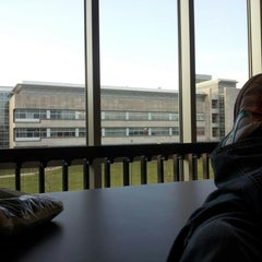 Photo taken at Wilson Hall by Nicholas M. on 12/19/2012