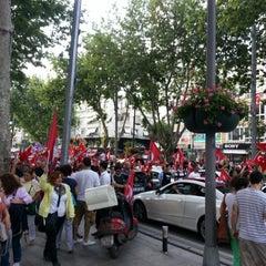 Photo taken at Bağdat Caddesi by Photographer👀 Nalan on 6/2/2013