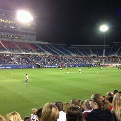 Photo taken at FAU Football Stadium by Paola B. on 12/15/2012