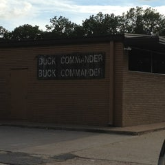 Photo taken at Duck Commander Headquarters by Michele F. on 7/21/2013