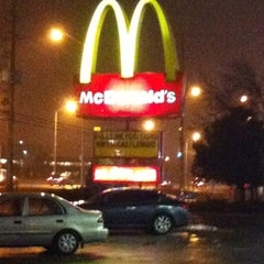 Photo taken at McDonald's by Adam H. on 1/12/2013