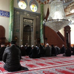 Photo taken at Ali Osman Camii by Abdulkadir K. on 1/1/2013