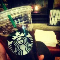 Photo taken at Starbucks by Katie R. on 12/27/2013