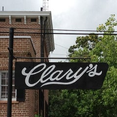 Photo taken at Clary's Cafe by Stacey H. on 7/13/2013