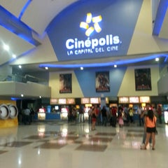 Photo taken at Cinépolis by Antonio R. on 4/20/2013