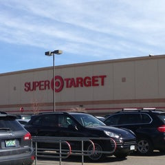 Photo taken at SuperTarget by Jamie W. on 3/19/2013