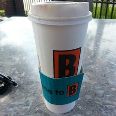 Photo taken at BIGGBY COFFEE by Heather H. on 7/16/2013