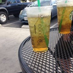Photo taken at Starbucks by isaac g. on 6/22/2014