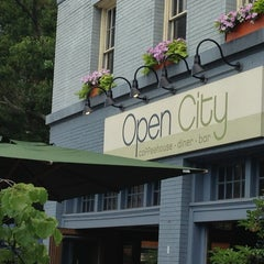 Photo taken at Open City by Trish H. on 6/16/2013