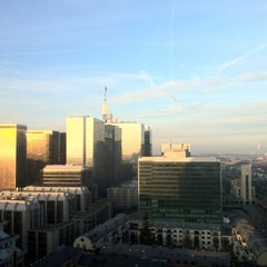 Photo taken at BNP Paribas Fortis by Frédéric F. on 12/12/2012