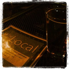 Photo taken at The Local by Lindy F. on 5/9/2013
