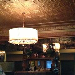 Photo taken at TAIX French Restaurant by Elijah N. on 6/18/2013