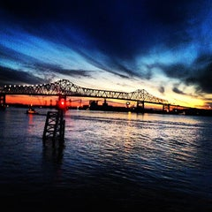 Photo taken at Port Of Greater Baton Rouge by Jordan D. on 2/27/2013