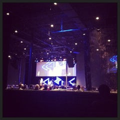 Photo taken at Passion City Church by Ivy O. on 2/25/2013