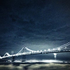 Photo taken at San Francisco-Oakland Bay Bridge by Carlo L. on 12/13/2012