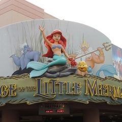 Photo taken at Voyage of The Little Mermaid by Victor N. on 4/1/2013