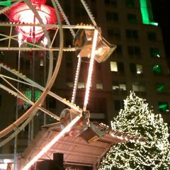 Photo taken at Raleigh Marriott City Center by Colin C. on 12/2/2012