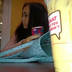 Photo taken at Dunkin' Donuts by Raquel S. on 12/15/2012