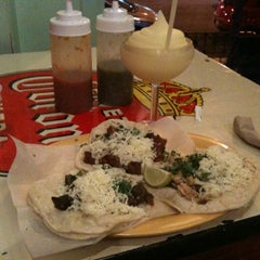 Photo taken at Flaco's Tacos by Dory L. on 3/3/2013