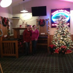 Photo taken at Black Diamond Bakery and Restaurant by Maureen P. on 12/22/2012