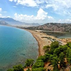Photo taken at İztuzu Plajı by Ersan Ş. on 8/16/2015