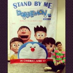 Photo taken at SM Cinemas by Jhuls I. on 6/23/2015