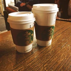 Photo taken at Starbucks by Oğuz Y. on 1/15/2015