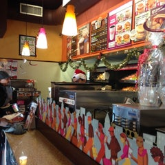 Photo taken at Dunkin' Donuts by Jason C. on 12/19/2012