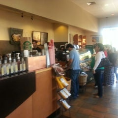 Photo taken at Starbucks by Miguel L. on 1/11/2013