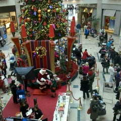Photo taken at Bridgewater Commons Mall by Steve O. on 12/22/2012