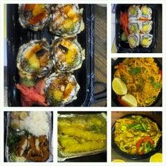 Photo taken at Sushi Tatsu II by Vipe X F. on 6/4/2013