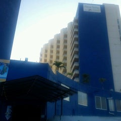 Photo taken at Hotel Playa Suites by Annel P. on 12/20/2012