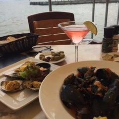 Photo taken at fatfish Wine Bar & Bistro by Linda M. on 8/23/2015