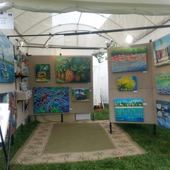 Photo taken at Art & Air by Mark V. on 6/6/2014