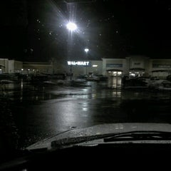 Photo taken at Walmart Supercenter by Patrick L. on 3/12/2013