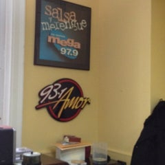 Photo taken at La Mega sbs radio by Kvan S. on 1/17/2013