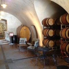 Photo taken at Viansa Winery by Carlos V. on 1/7/2013