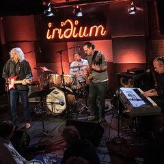 Photo taken at The Iridium by The Iridium on 9/13/2013