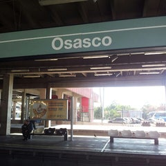 Photo taken at Estação Osasco (CPTM) by Illyana O. on 5/12/2013