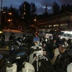Photo taken at Hentian Duta Bus Terminal by Azrul H. on 12/28/2012