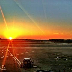 Photo taken at Baltimore / Washington International Thurgood Marshall Airport (BWI) by Candy R. on 1/3/2013