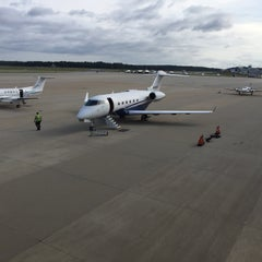 Photo taken at RDU General Aviation Terminal by Jed R. on 9/6/2015