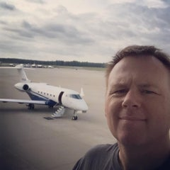 Photo taken at RDU General Aviation Terminal by Jed R. on 9/8/2015