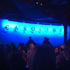 Photo taken at Carolines on Broadway by Monica M. on 2/25/2013