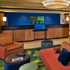 Photo taken at Fairfield Inn & Suites Dulles Airport Chantilly by MDS on 2/6/2014